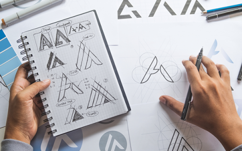 Simple ways to create your logo